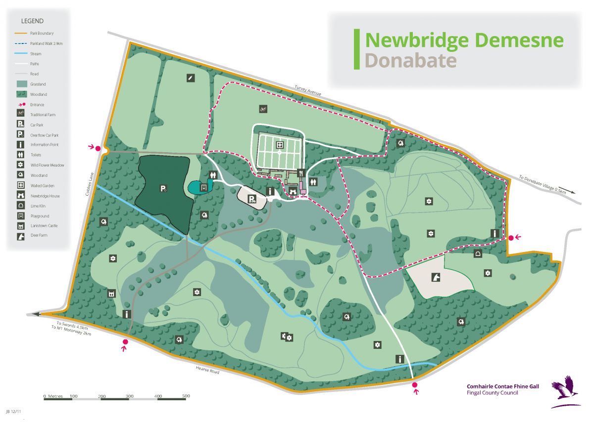 Newbridge Demense- Donabate