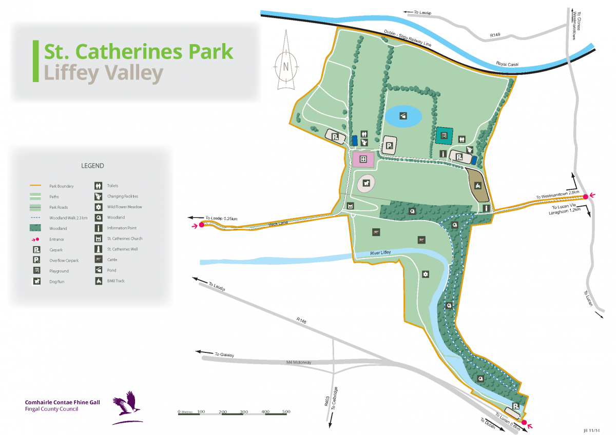 St.Catherine's Park - Liffey Valley