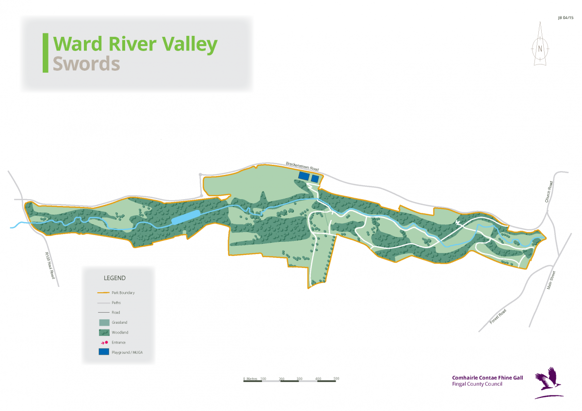 Ward River Valley - Swords